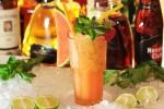 Qadmous - Aperol Schumann - Cocktail