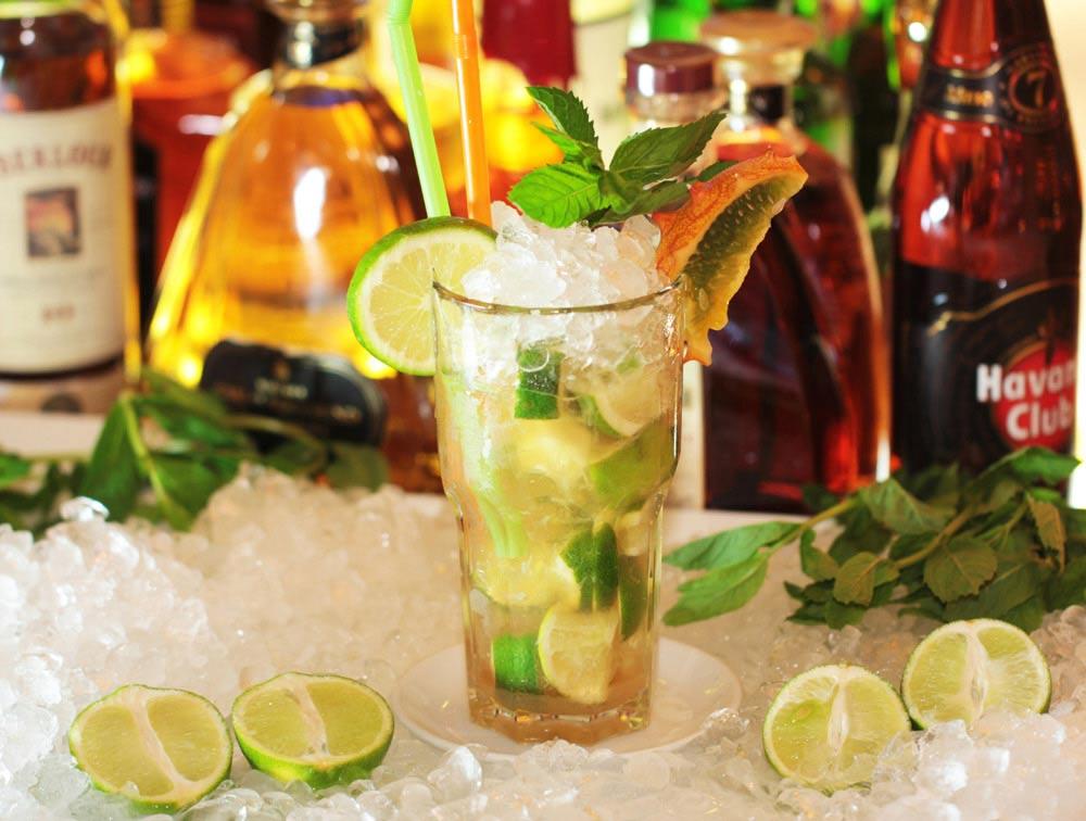 Qadmous - Caipirinha - Cocktail