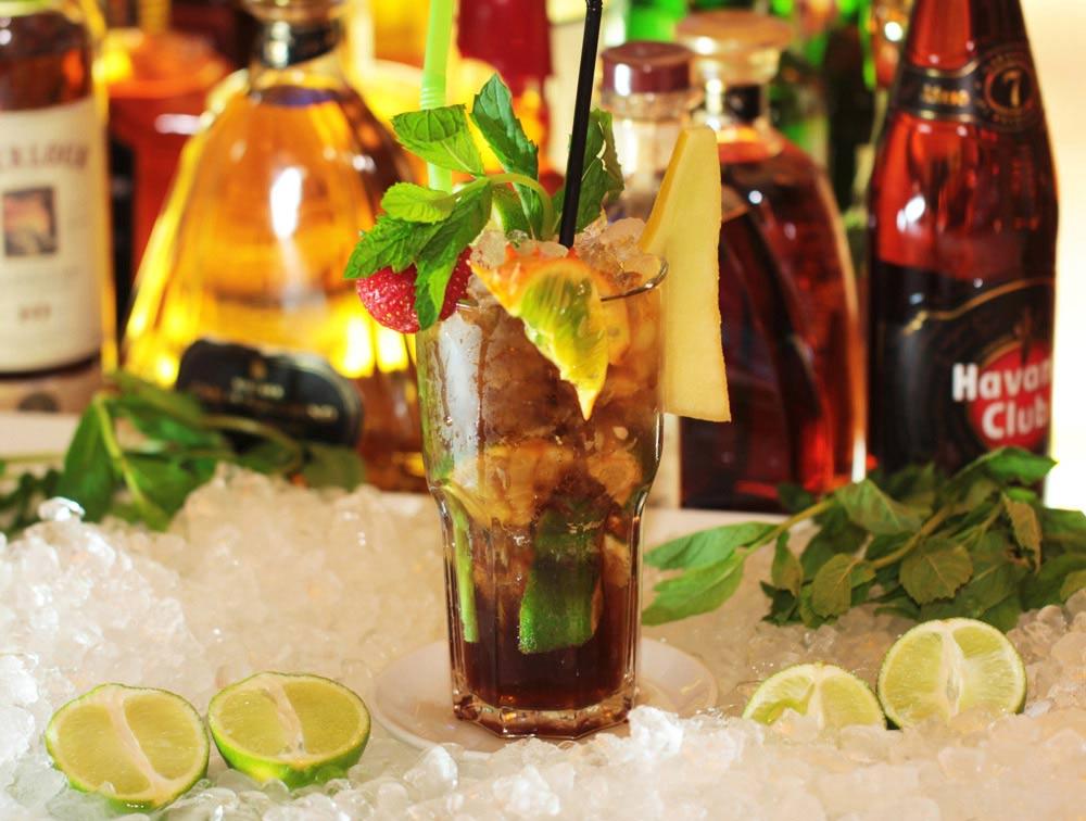 Qadmous - Cuba Libre - Cocktail