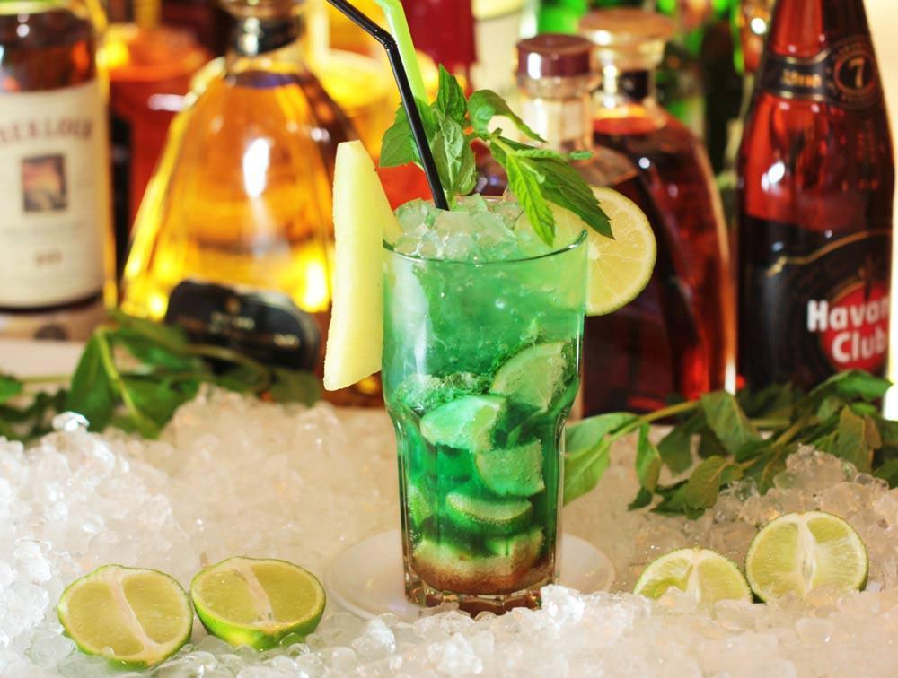 Qadmous - Mojito - Cocktail