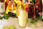 Qadmous - Pina Colada - Cocktail