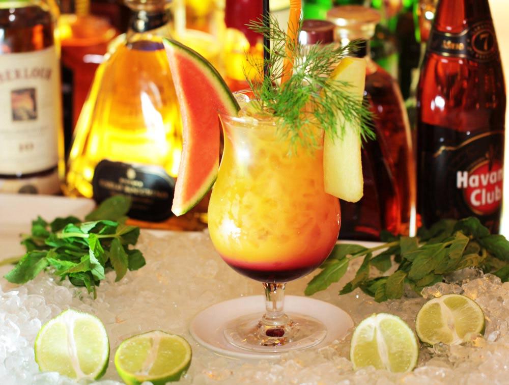 Cocktailbar Berlin - Touch Down - Cocktail