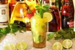 Qadmous - Virgin Caipirinha - Cocktail