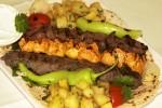 Qadmous - Fleischplatte vom Grill