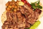 Qadmous - Lammkotelettplatte vom Grill