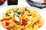 Qadmous - Tagliatelle turkey breast