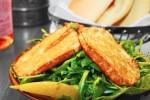 Qadmous - Hallumi Salad