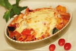 Qadmous - Rigatoni Vegetable