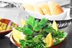 Qadmous - Roca Saatar Salad