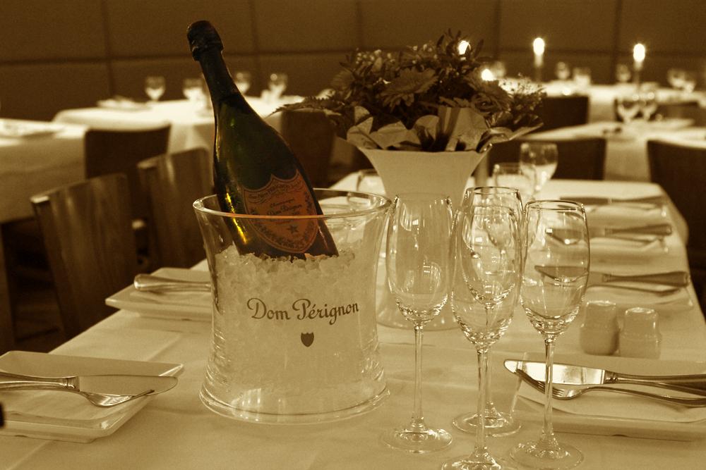 Qadmous - Champagna - Dom Perignon