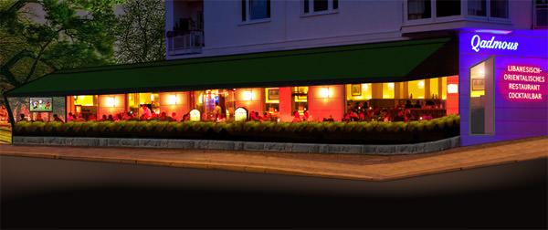 Qadmous | Libanesisches | Restaurant | Cocktailbar | Phoenicia | Am Friedrichshain 1 | Alexanderplatz | Berlin Prenzlauer Berg