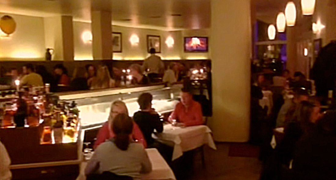 Qadmous - Internationaler Frauentag - Restaurant - Berlin