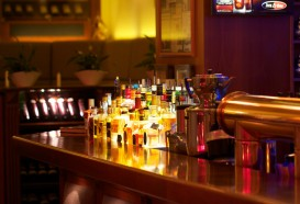 Qadmous - Libanesisches Restaurant - Bar Whiskey