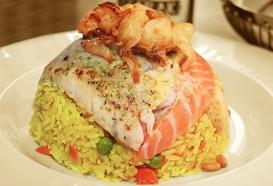 Qadmous - Saiyadiye - Libanesisches Restaurant - Fisch - Berlin