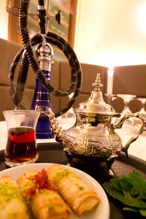 Shisha Bar - Vase - Bowl - Berlin Mitte