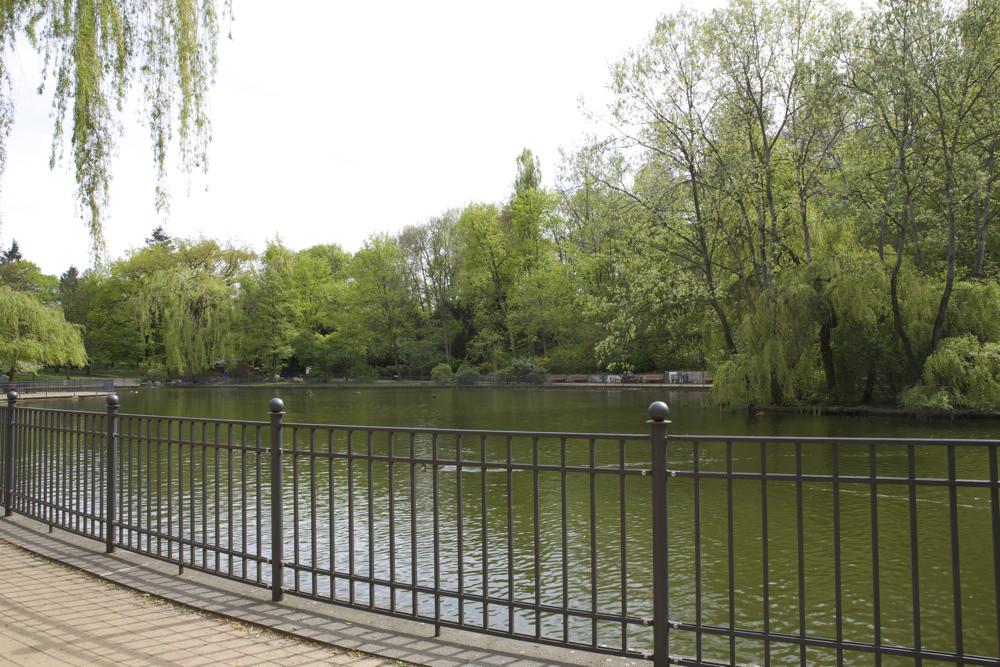 Volkspark Friedrichshain - Grosser Teich