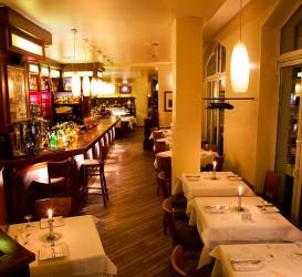 Qadmous - Arabisches Libanesisches Restaurant - Berlin Mitte - Cocktailbar