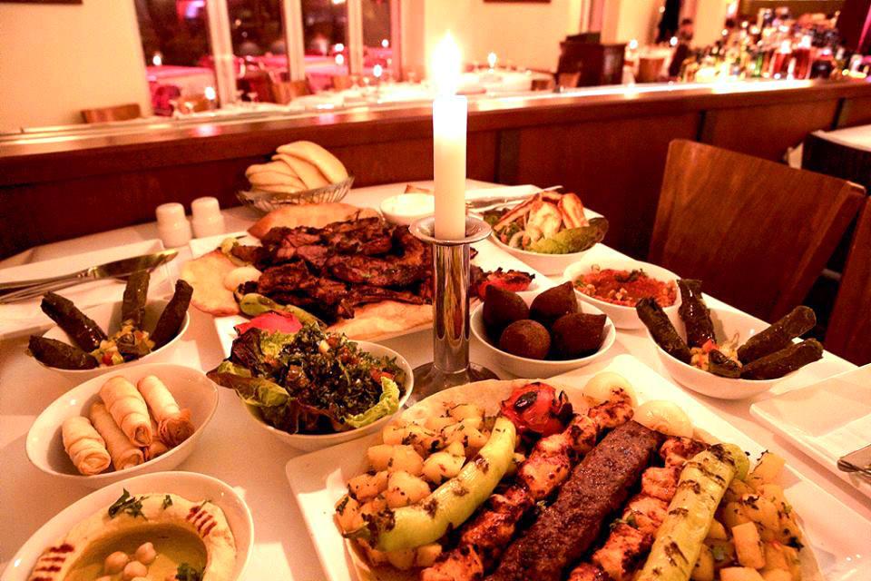 Restaurant Berlin Mitte - Libanesisches Essen - Qadmous
