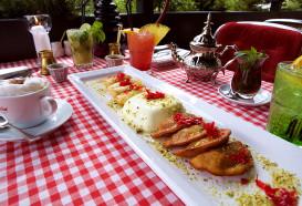 Arabischer Kaffee | Cafe | Kardamom | Dessert - cocktails | Libanesisches Restaurant Berlin | Qadmous