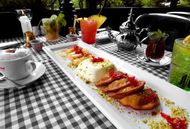 Kaffee | Dessert | Mokka | Libanesisches Restaurant Berlin Mitte | QADMOUS