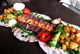 Grillplatte für 2 Personen | Restaurant Berlin Mitte | Qadmous | Küche