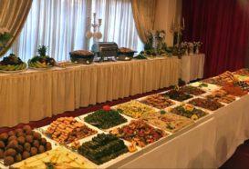 Libanesisches Catering | Qadmous | Buffet | Berlin Mitte