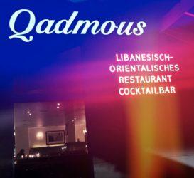Arabisches Restaurant Berlin Mitte | Libanesische Küche | Qadmous