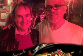 Chris De Burgh | Libanesisches Restaurant Berlin Mitte | Qadmous