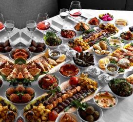 Libanesische Küche | Berlin Mitte | Arabisches Restaurant