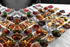 Libanesisches Restaurant Berlin Mitte | Qadmous | Küche