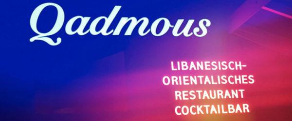 Qadmous Libanesisches Restaurant Berlin Libanesische Kuche