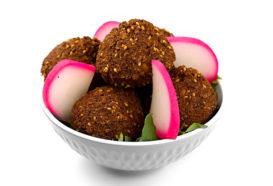 Falafel | Frittierte Bällchen aus Kichererbsen | Libanesische Küche Berlin | Qadmous
