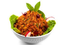 Kisir Salat | Bulgursalat | Libanesische Küche Berlin | Qadmous