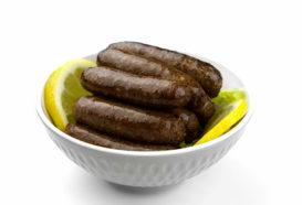 Makanek Merguez | Rindfleisch Würstchen | Libanesische Küche Berlin | Qadmous