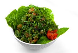 Tabouleh Salat | Petersiliensalat | Libanesische Küche Berlin | Qadmous