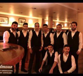 Libanesisches Restaurant Berlin | Team Qadmous