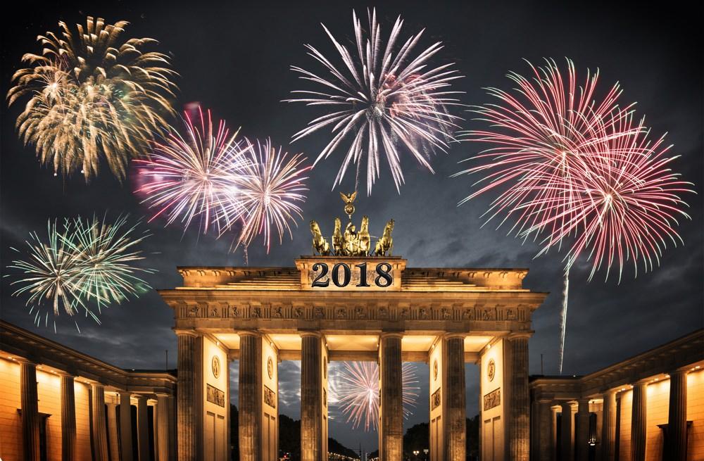 Silvester Restaurant Berlin Brandenburger Tor | 2017 - 2018 | Qadmous