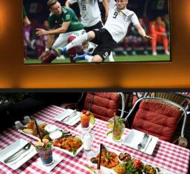 WM 2018 Deutschland | Libanesisches Restaurant Berlin | Qadmous
